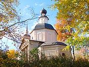 церковь Смоленской иконы Божией Матери  Старое Село - Можайский район