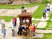 Святой колодец Ферапонта  д. Исавицы - Можайск