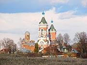 Храм Иоакима и Анны  город Можайск